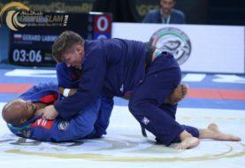 Grand Slam Rio De Janeiro: finał kategorii czarnych pasów do 110kg z udziałem Gerarda Łabińskiego [video]