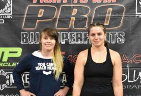 Marysia Małyjasiak zgarnia poddanie wieczoru na Fight To Win Pro 53 !