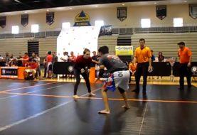 16-latka poddaje zawodniczkę UFC [Video]