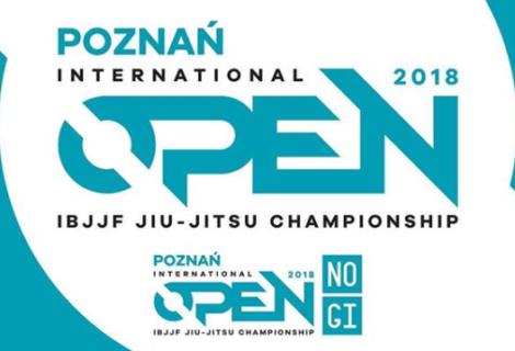 IBJJF Poznan Open po raz kolejny zawita do stolicy Wielkopolski