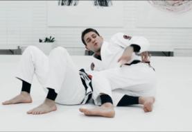 Omoplata z pozycji bocznej od Rafy Mendesa [Video]
