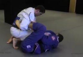 Roger Gracie i Braulio Estima w kulance treningowej [Video]