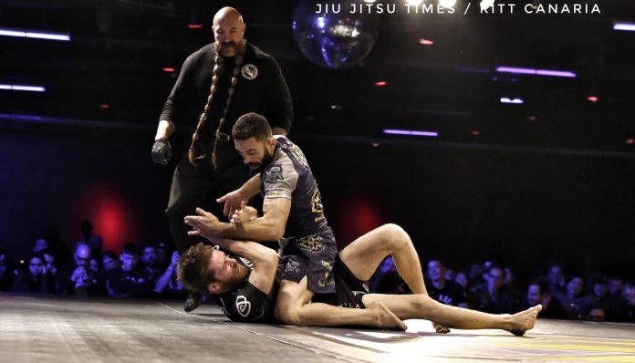 Vagner Rocha wygrywa Combat Jiu Jitsu Worlds