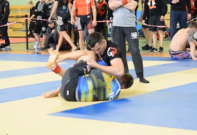 XIII PP ADCC: Held vs Kmiotek, finał kategorii 83 kg