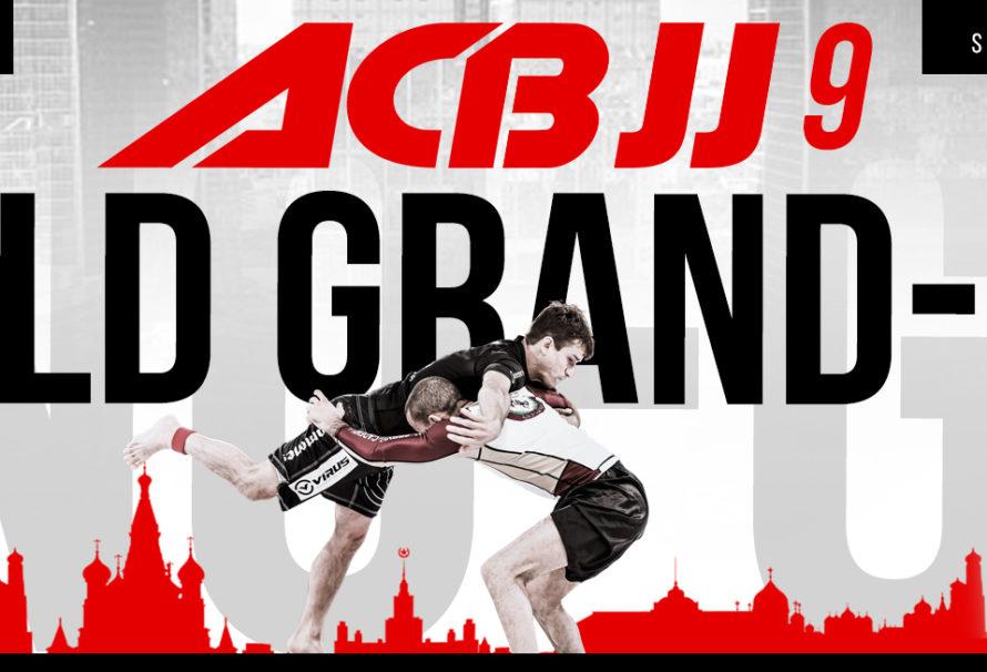 WYNIKI Grand-Prix ACB JIU-JITSU 9   VIDEO  