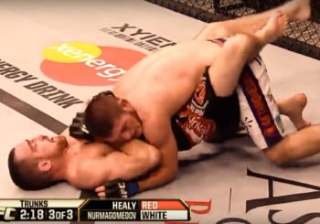 Analiza grapplingu Khabiba Nurmagomedova w MMA [Video]