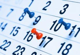 Rozkład jazdy na MARZEC - czyli spis wydarzeń nadchodzącego miesiąca