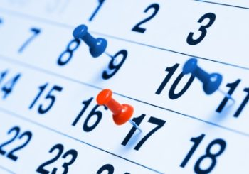 Rozkład jazdy na LUTY - czyli spis wydarzeń nadchodzącego miesiąca
