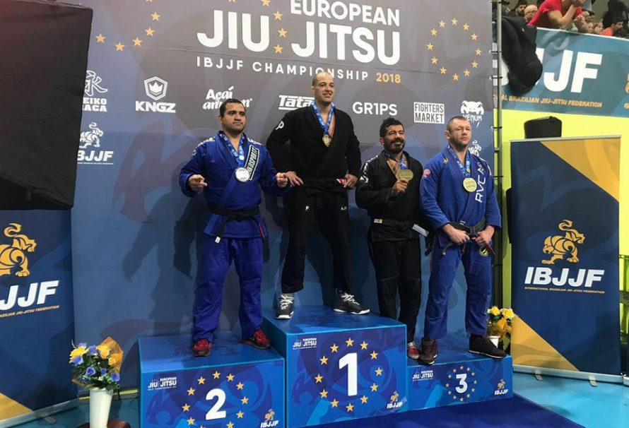 Paweł Kunysz dokłada kolejny medal w czarnych pasach