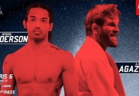 AJ Agazarm vs. Benson Henderson na Polaris 6!