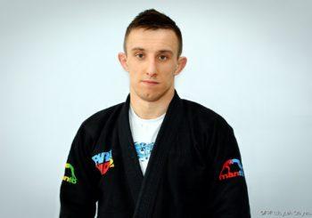 Krzysiek Suchorabski w Dragon's Den Fight Club