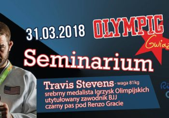 Travis Stevens na seminarium w Polsce!