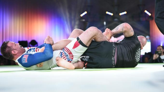 Jake Shields z wygraną na Fight To Win Pro