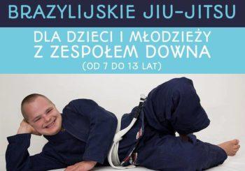 Zajęcia BJJ dla dzieci i młodzieży z zespołem Downa