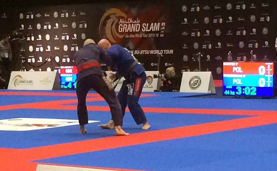 Polacy po pierwszym dniu Abu Dhabi Grand Slam London