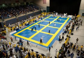 Analiza kategorii czarnych pasów na IBJJF PAN Jiu Jitsu Championship 2018