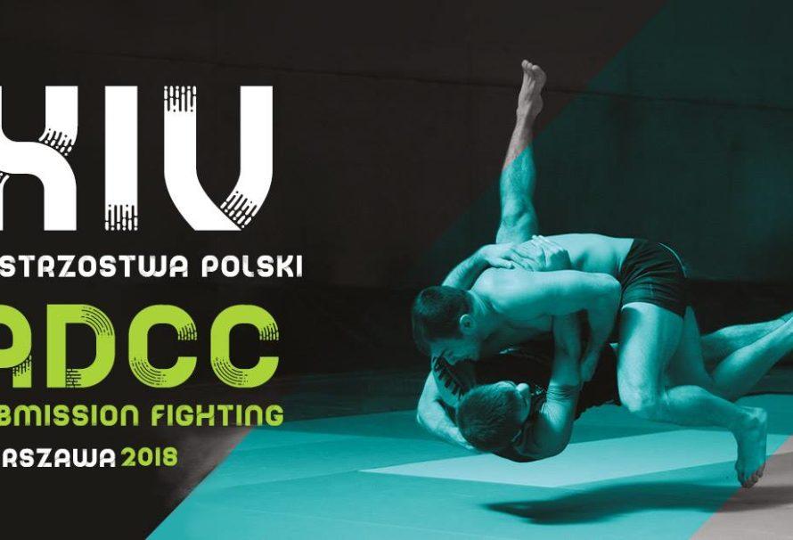 Wyniki XIV Mistrzostw Polski ADCC Submission Fighting