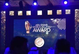 Adam Wardziński i Adrian Kozicz wyróżnieni podczas Abu Dhabi World Jiu Jitsu Awards