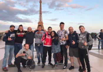 Wyniki kadry Polski Ju Jitsu na Paris Open