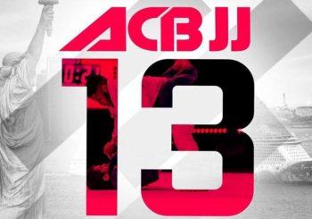 Karta walk gali ACB JJ 13 w Long Beach