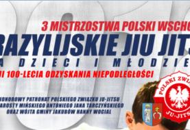 I Mistrzostwa Polski w BJJ Dzieci i Młodzieży 2018