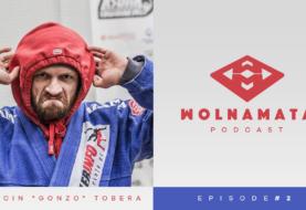 "Wolna Mata Podcast #2 - Marcin ""Gonzo"" Tobera"
