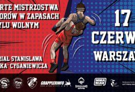 Otwarte Mistrzostwa Warszawy Amatorów w Zapasach w Stylu Wolnym