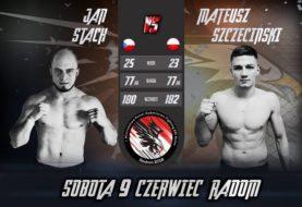 Mateusz Szczeciński zawalczy superfight na Mistrzostwach Polski EBI
