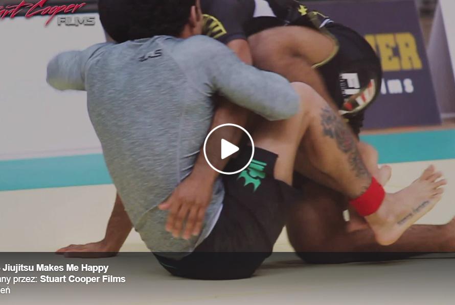"""""""Jiu-Jitsu mnie uszczęśliwia"""" – JT Torres w nowym filmie produkcji Stuarta Coopera"""