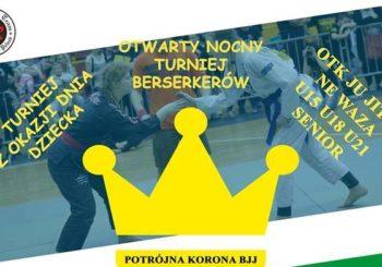 Turniej POTRÓJNA KORONA w Szczecinie