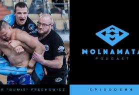 """Wolna Mata Podcast #4 - Piotr """"Gumiś"""" Fręchowicz"""