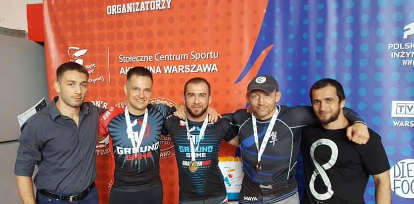 Janek Andrejczuk po Otwartych Mistrzostwach Warszawy Amatorów w Zapasach