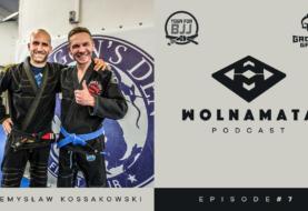 Wolna Mata Podcast #7 - Przemysław Kossakowski