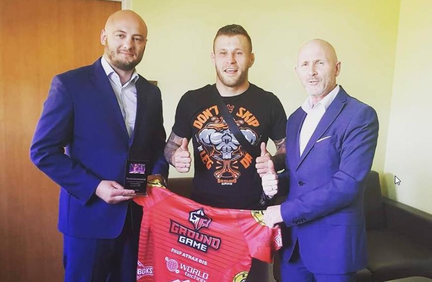 II Drawski OP turniej BJJ Im. Dawida Krasnowskiego