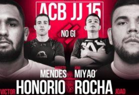 Gala ACB JJ 15 w Warszawie odwołana