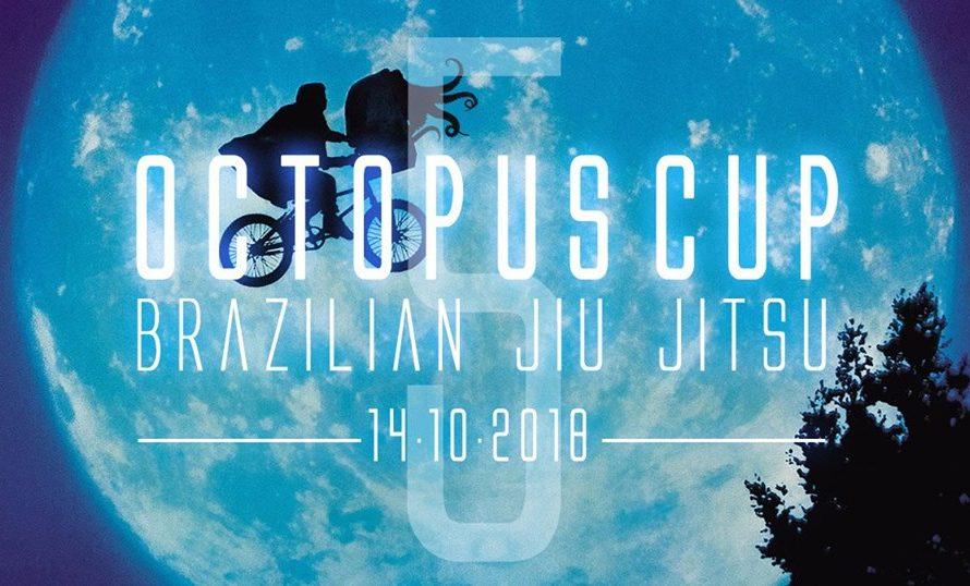 Octopus BJJ Cup 5 – poznaliśmy termin popularnego turnieju !