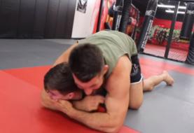 Najbardziej dominująca pozycja w BJJ i MMA?