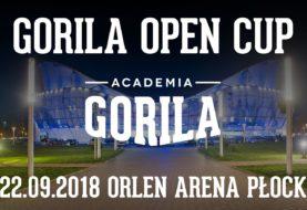 Nagrody pieniężne na Gorila Open Cup