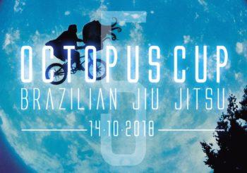 Octopus BJJ Cup 5 - ruszyła rejestracja na zawody