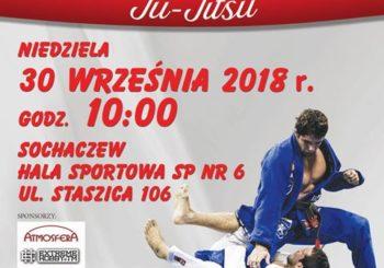 Puchar Polski Ju-Jitsu w Sochaczewie - komunikat organizacyjny