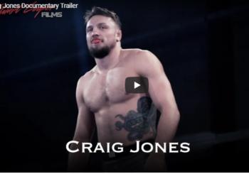 Craig Jones w dokumencie produkcji Stuarta Coopera - TRAILER VIDEO