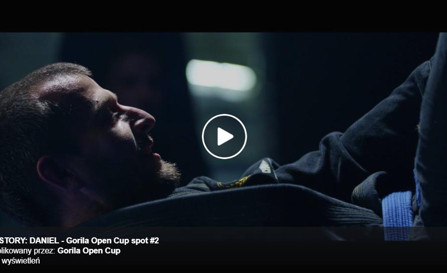 II część filmu promocyjnego Gorila Open Cup