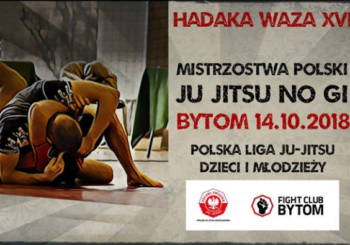 Mistrzostwa Polski Ju-Jitsu Ne-Waza No Gi