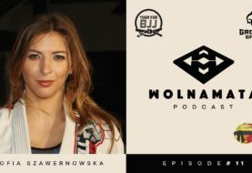 Wolna Mata Podcast #11 - Zofia Szawernowska