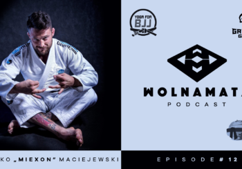 "Wolna Mata Podcast #12 - Mieszko ""Miexon"" Maciejewski"