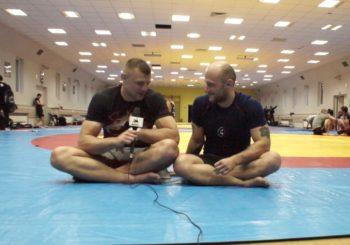 Łukasz Michalec o treningach w NS Brotherhood, rywalizacji za granicą i powrocie do startów [Video]