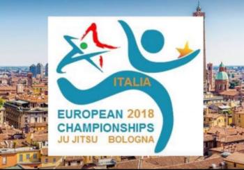 Medale kadry Ju Jitsu U18 i U21 na Mistrzostwach Europy w Bolonii