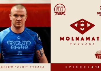 """Wolna Mata Podcast #14 - Zbigniew """"Zybi"""" Tyszka"""
