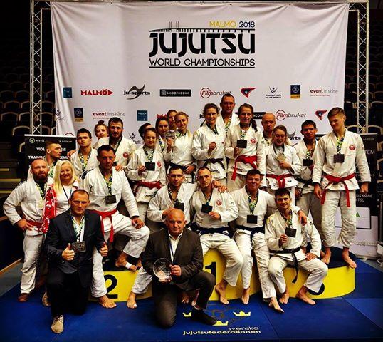 Mistrzostwa Świata Ju-Jitsu w Malmo – relacja i podsumowanie