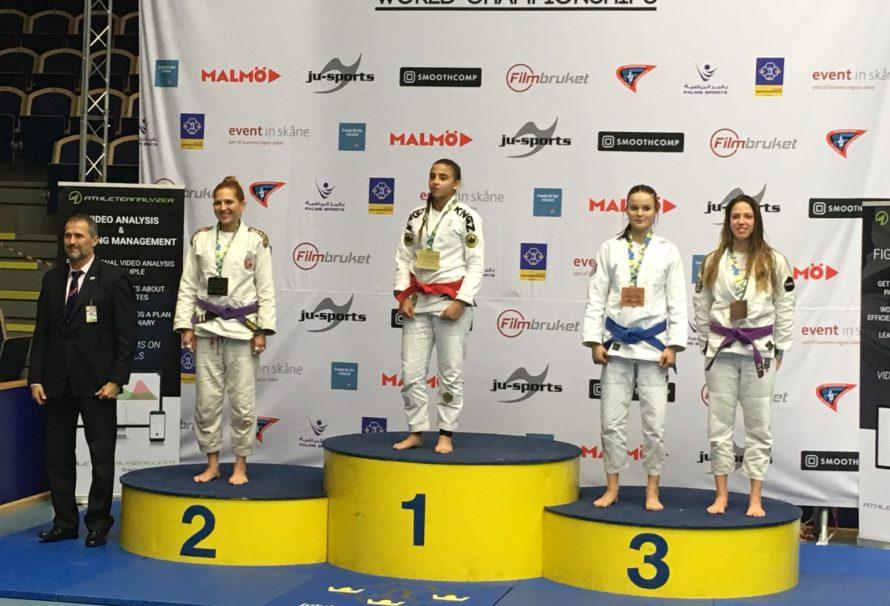 Wyniki drugiego dnia Mistrzostw Świata Ju-Jitsu w Malmo